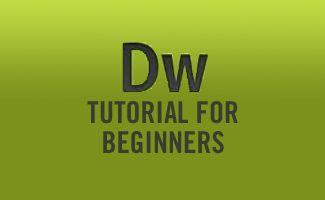 Dreamweaver Tutorials for Beginners