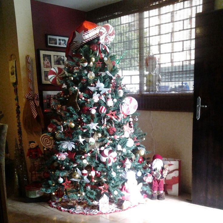 Arbol de navidad. Christmas tree. 2014. By Glk!.