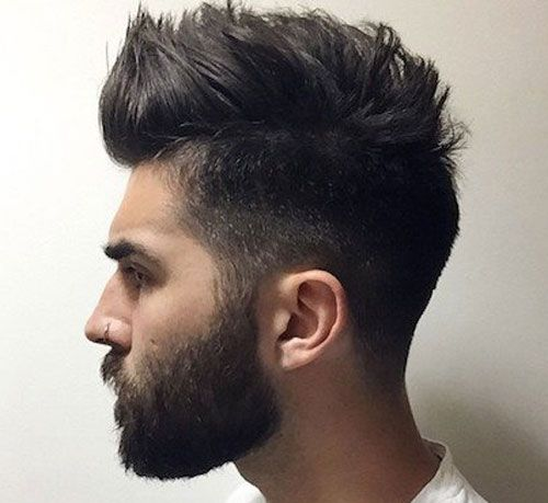 Fine 1000 Ideas About Short Hair With Beard On Pinterest Hairstyle Short Hairstyles For Black Women Fulllsitofus