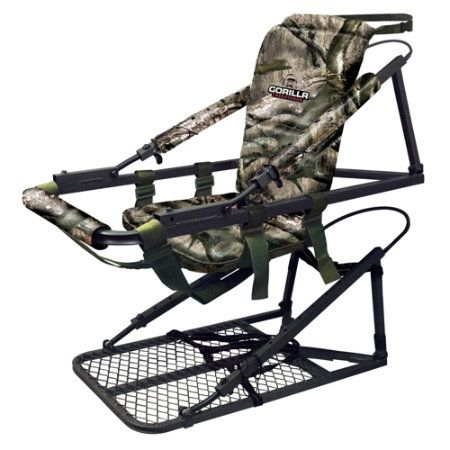Gander Mountain® > Gorilla Treestands Expedition Climber - Hunting > Treestands > Climbing Stands :