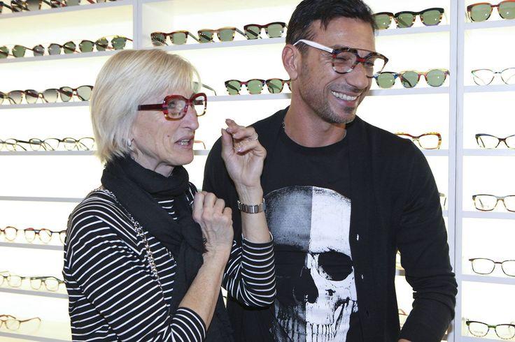 #mido2017 #mido #costantinovitagliano #ultralimited #fashionglasses #eyewear #emporioocchialifardin