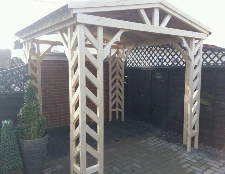 Wooden gazebo,pergola,summer house,hot tub Jacuzzi covers,shed