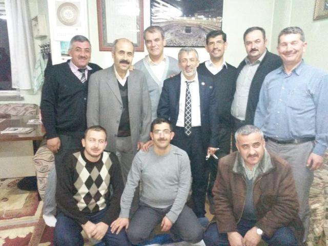 Yeni Diyanet-Sen yönetimi Şuhut'ta