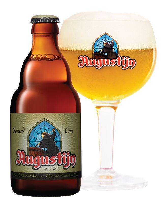 Augustijn Grand-Cru, brewery Van Steenberge Ertvelde, 9% 8/10