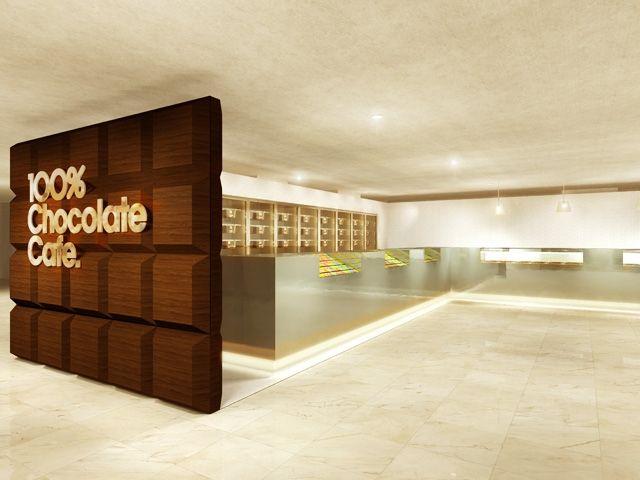 Wonderful 100% Chocolate Cafe