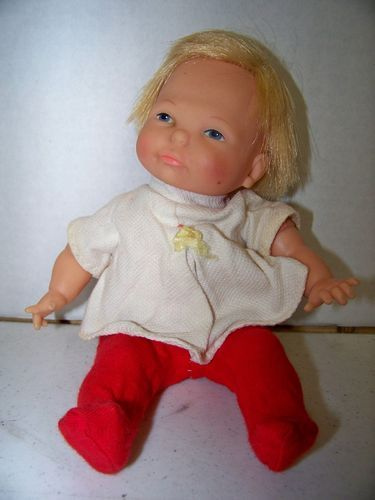 Vintage 1960'S Ideal Newborn Thumbelina Doll | My Style ...