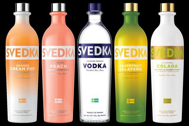 Best Brands of Cheap Vodka for the Frugal Drinker: Svedka Vodka