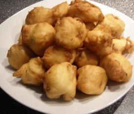 Rezept Ausbackteig / Bierteig neutral (z. B. für Obst, Fisch, Fondue) von Sternengold - Rezept der Kategorie Grundrezepte
