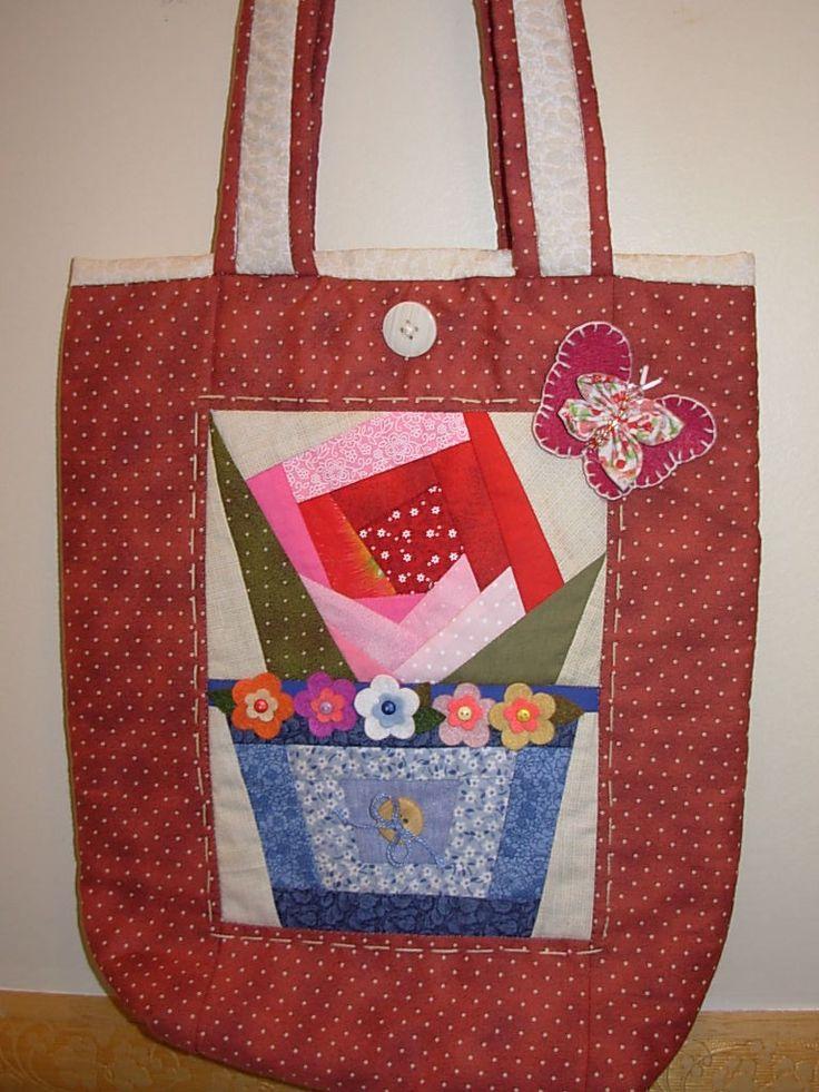 59467caebcf 106 best kırk yama çanta images on Pinterest   Patchwork bags ...