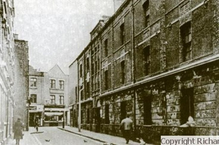 Jack the Ripper Photos - Victims, Sites, Streets.
