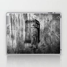 Tardis Vintage Laptop & iPad Skin