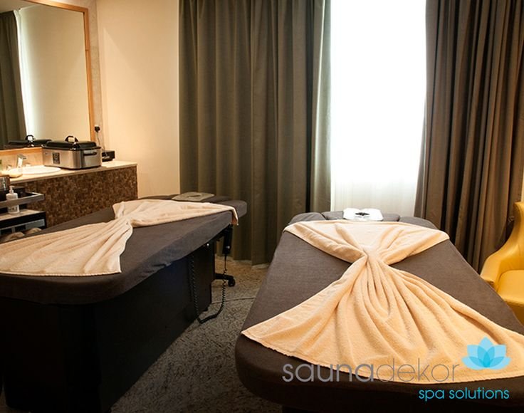 Couple Massage Room with the newest technology Garieni Massage Tables