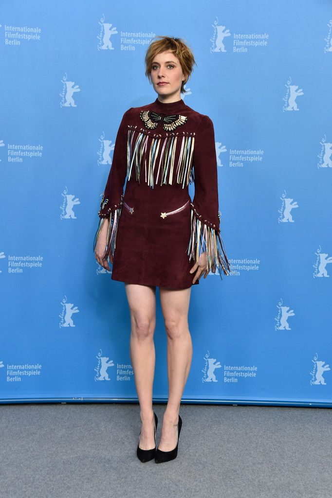 Greta Gerwig Photos Photos - Actress Greta Gerwig attends the 'Maggie's Plan' photo call during the 66th Berlinale International Film Festival Berlin at Grand Hyatt Hotel on February 15, 2016 in Berlin, Germany. - 'Maggie's Plan' Photo Call - 66th Berlinale International Film Festival
