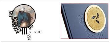 Polish limited edition of Andrzej Sapkowski novel Maladie.