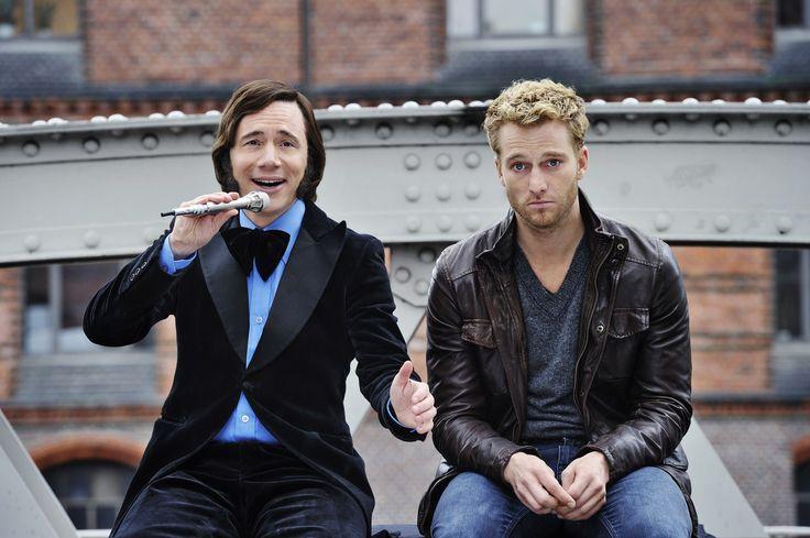 "Michael Herbig, Alexander Fehling in ""Buddy"" (Michael Herbig, 2013)"