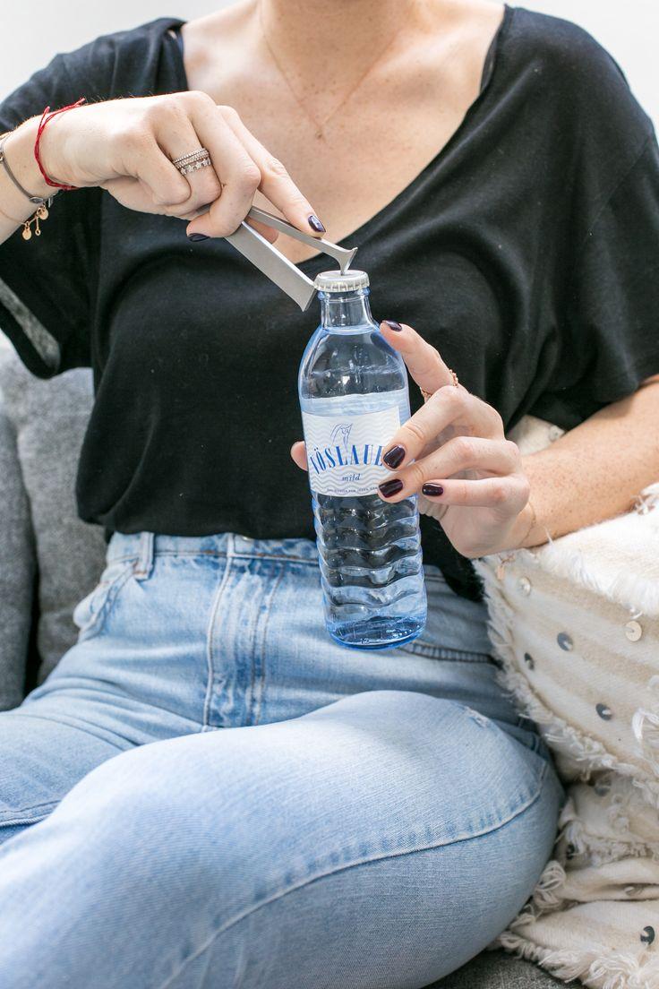 Wie ein Flaschenöffner zum Design Must-Have wird? Mit dem formschönen Flaschenöffner, entworfen von dem Designduo POLKA.