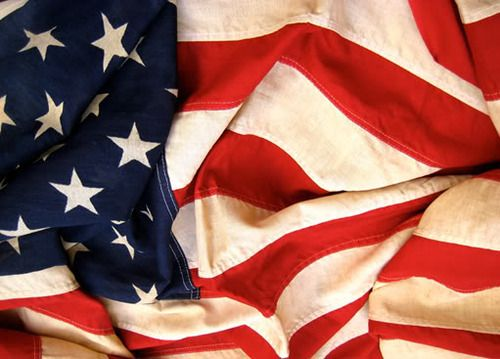 ..: Blue, American Flag, Star, Red White, Usa, Country