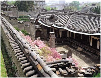Changdeokgung Palace. Seoul, South Korea