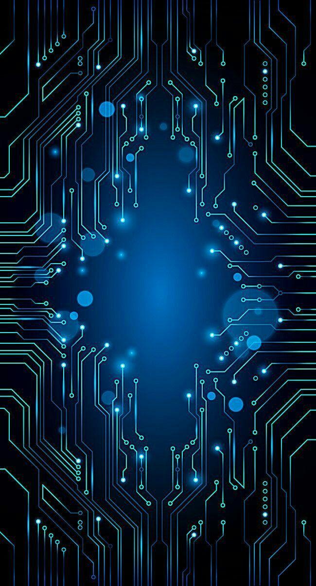 Technology Wallpaper Technology Wallpaper Technology Background Circuit Diagram