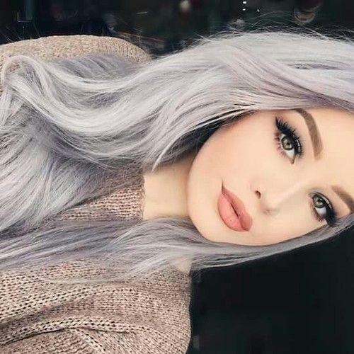 How To Make Grey Hair Darker Naturally