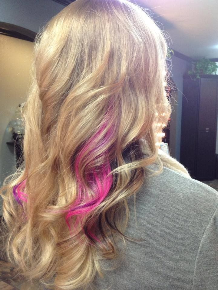 Pink Hair Extensions DreamCatchers At Emerald City Studio O Voted Best Salon Spa In
