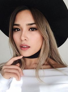 Image result for make up tanned asian