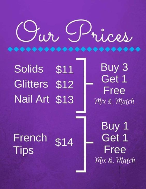 Easy and Affordable!! | Color Street by Andrea K Independent Senior ...