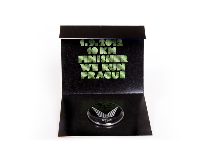 Pin, Nike, We Run Prague #pin #nike #werunprague #revoltapronike