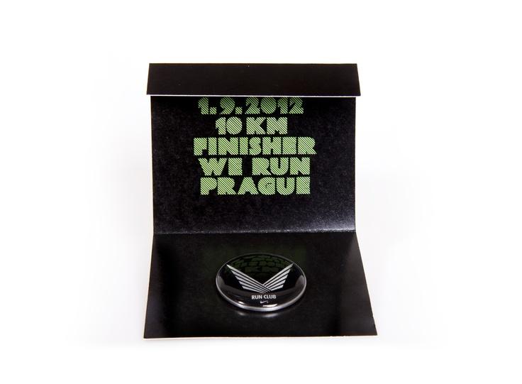 Pin, Nike, We Run Prague #pin #nike #werunprague #revoltapronike