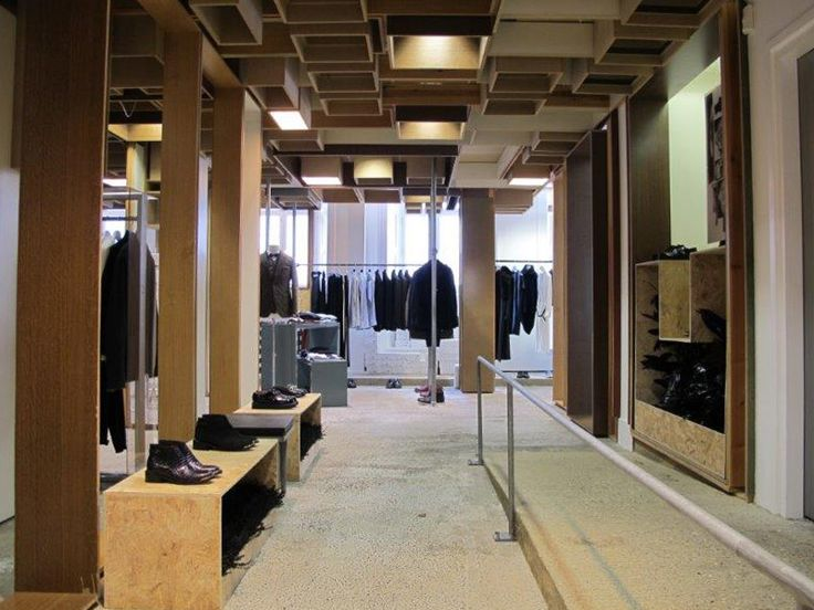 Purified Dover Street Market Space