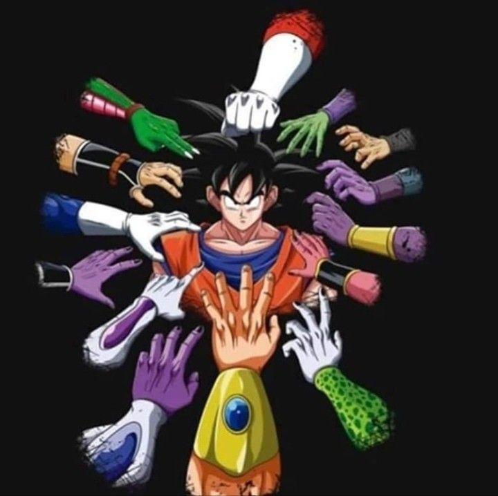 🐲Dragon ball 🐉 Goku 🔥