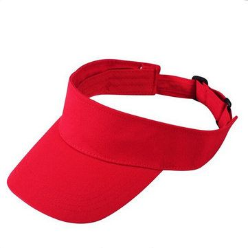 Women Ladies Empty Top Sun Hat Men Outdoor Sport Peaked Baseball Caps at Banggood