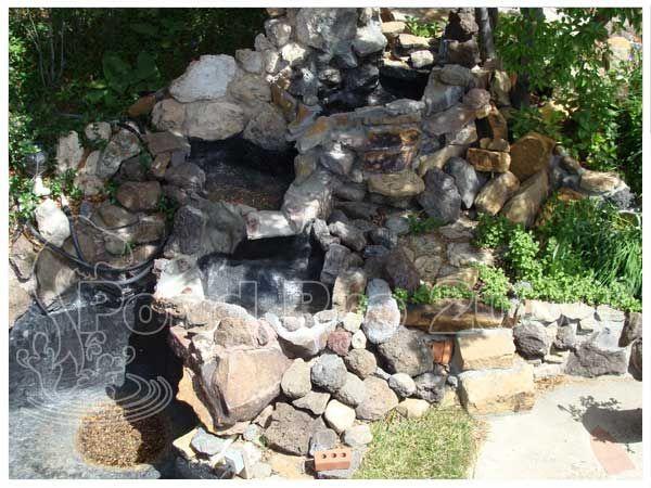 25 best ideas about pond liner on pinterest pond for Backyard pond maintenance