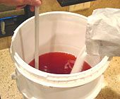 Adding Sugar To The Wine Must