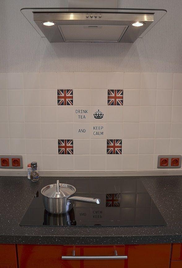 """фартук"" на кухню: Керама Марацци коллекция Бейкер Стрит"