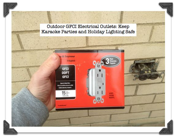 1000 ideas about Outdoor Outlet on Pinterest