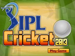 Ipl Cricket 2013 is one of best online cricket game in this game you need to show them over with your beastly batting skills! Play now...