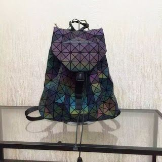 2016 New Bao bao women nano bag Diamond Lattice Tote geometry Quilted backpack sac bags women The chameleon series (32694394464)  SEE MORE  #SuperDeals