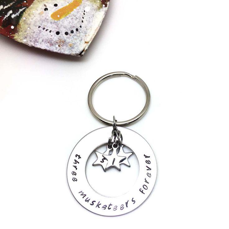 Starry Keyring - Theta Jewellery