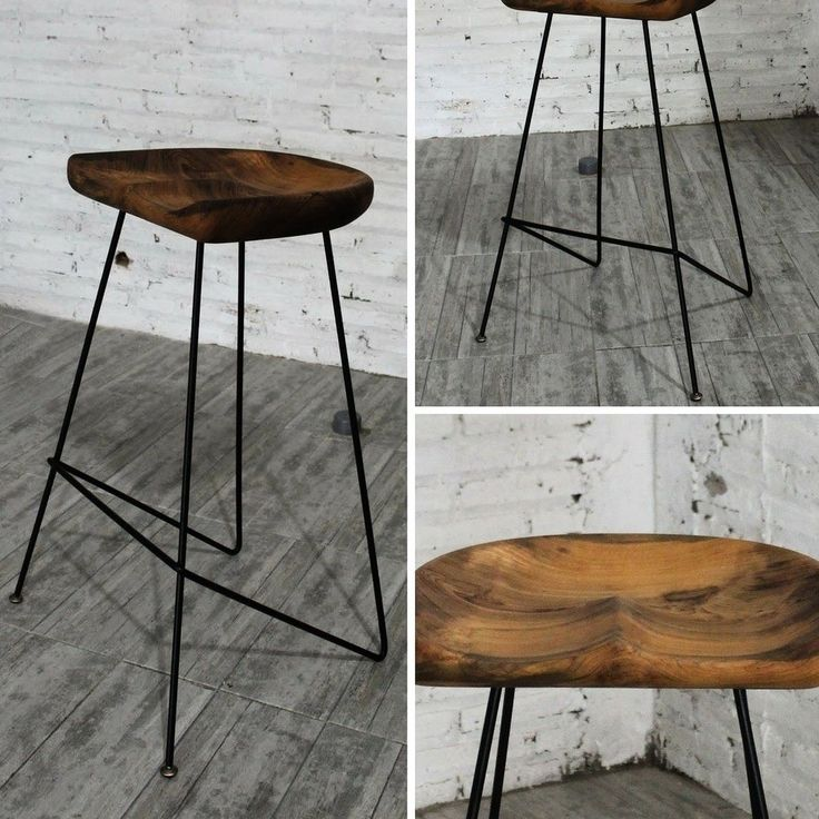 Elegantly carved seat from solid wood with iron legs this sophisticated look barstool is suitable for dining or living room and even for commercial space!  #bali #balifurniture #jepara #jeparafurniture #aluminumfurniture #aluminiumfurniture #barstool #design #designmag #designideas #furniture #indoorfurniture #interior #interiordesign #interiorideas #rattan #rattanfurniture #teakfurniture #teakwood #wicker #wickerfurniture #woodenfurniture