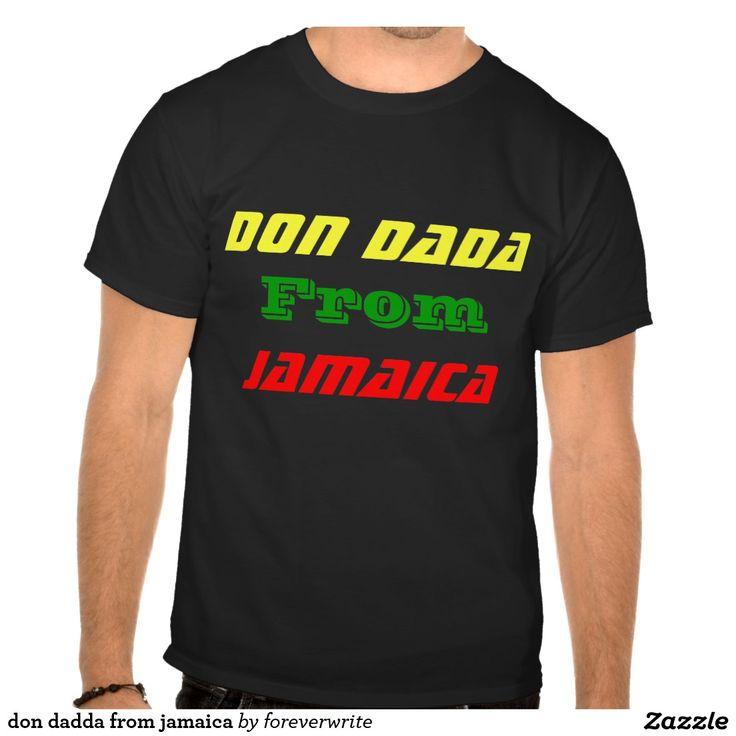 don dadda from jamaica tees