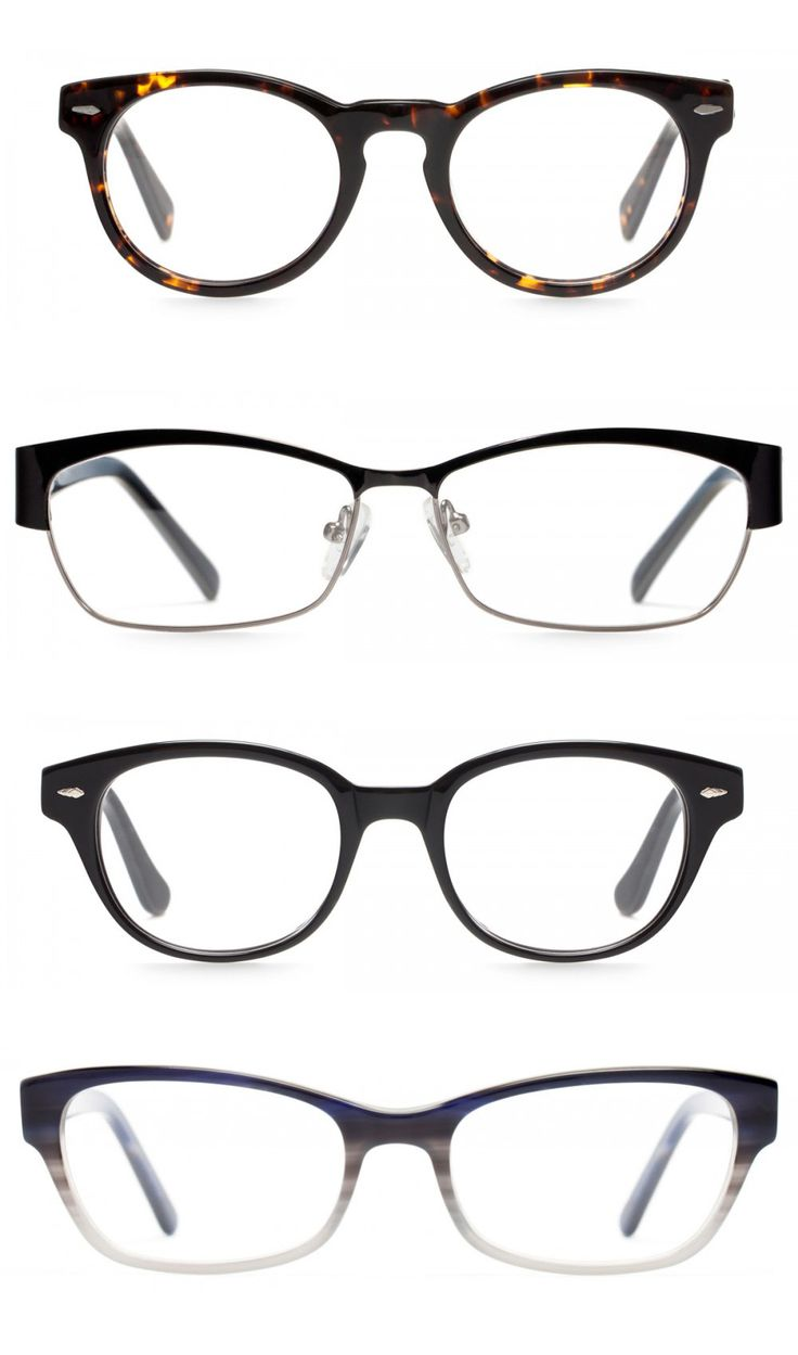 The perfect glasses for square faces | felix + iris