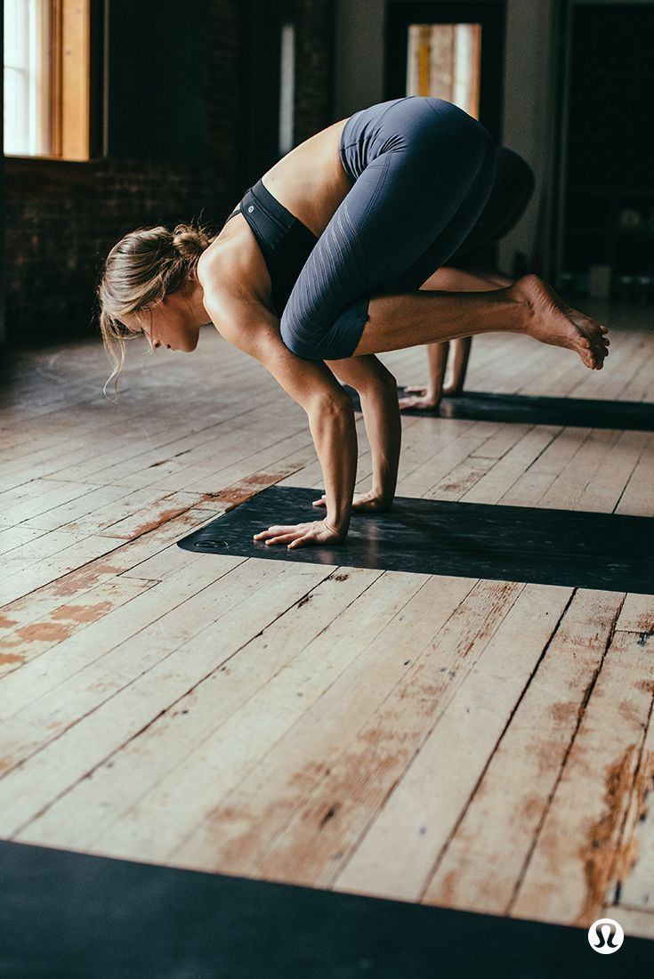 Enlighten Crop: designed for your favourite practice, these featherlight, high-r… – I LOVE YOGA