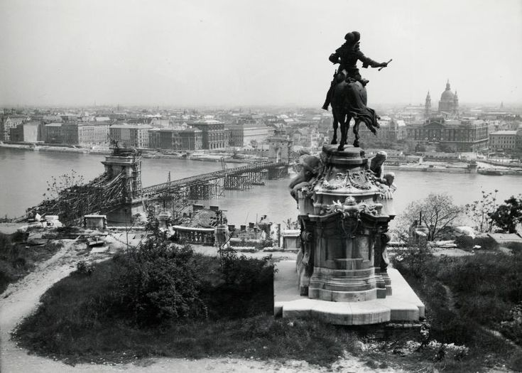 Budapest 1949  Fortepan/Carl Lutz
