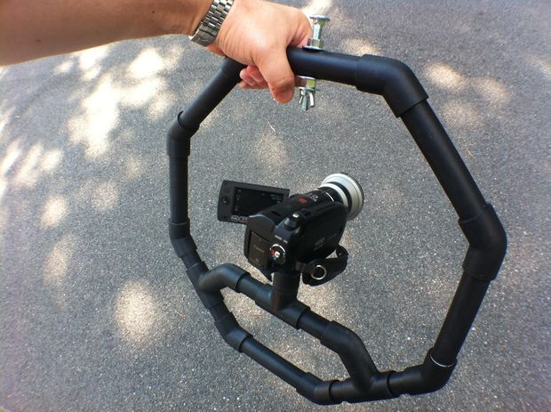 PVC Camera Rig