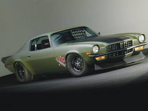 F-Bomb - 1200HP Twin Turbo Camaro. Nelson Racing Engines!