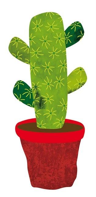 cactus by Itziar San Vicente