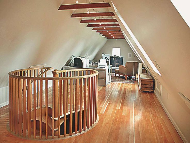 17 best images about attic ideas on pinterest attic - How to convert a loft into a bedroom ...