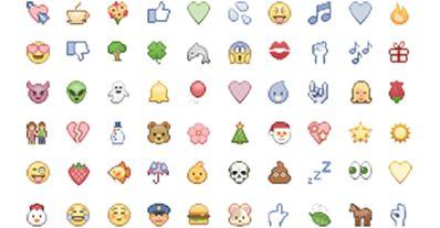 You can show your friends you are happy, sad, in love, cranky or express any other feeling and emotion while decorating your Facebook status and comments using our Facebook emoticons list. Just choose emoticons which suit your mood best.