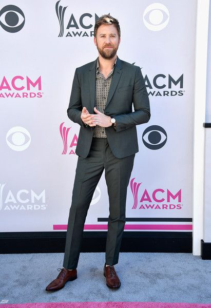 Charles Kelley Photos Photos - Recording artist Charles Kelley of music group Lady Antebellum attends the 52nd Academy Of Country Music Awards at Toshiba Plaza on April 2, 2017 in Las Vegas, Nevada. - 52nd Academy of Country Music Awards - Arrivals